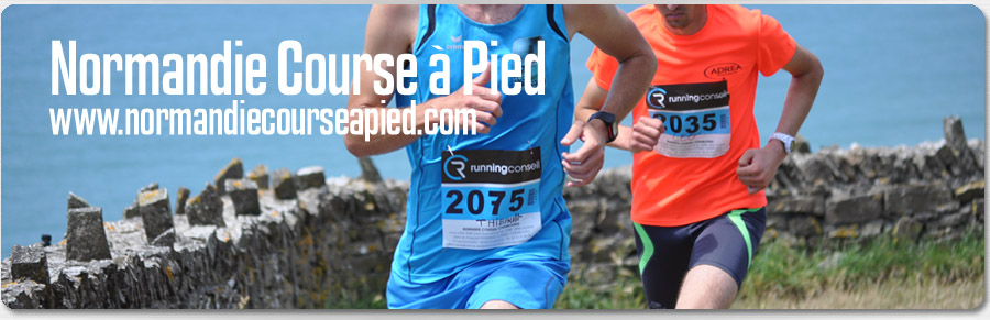 Normandie Course à Pied : Le site de la course à pied en Normandie, photos, résultats, calendrier, inscription, forum...